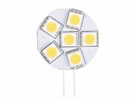 LED G4 warm wit 6 x SMD zij-insteek